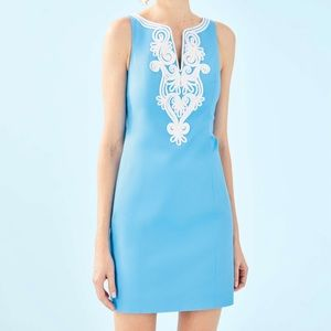 Lilly Pulitzer | NWT Gabby Stretch Shift Dress 00